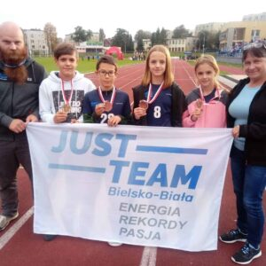 10.10.2020 r. – Chorzów – Mistrzostwa Śląska Dzieci (U12,U14)