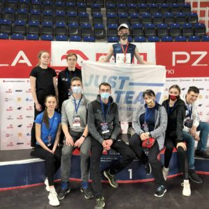 12-14.02.2021r. – Toruń – Halowe Mistrzostwa Polski U18 i U20