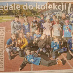 Kronika Beskidzka o Nas pamięta :)  Dziękujemy :)