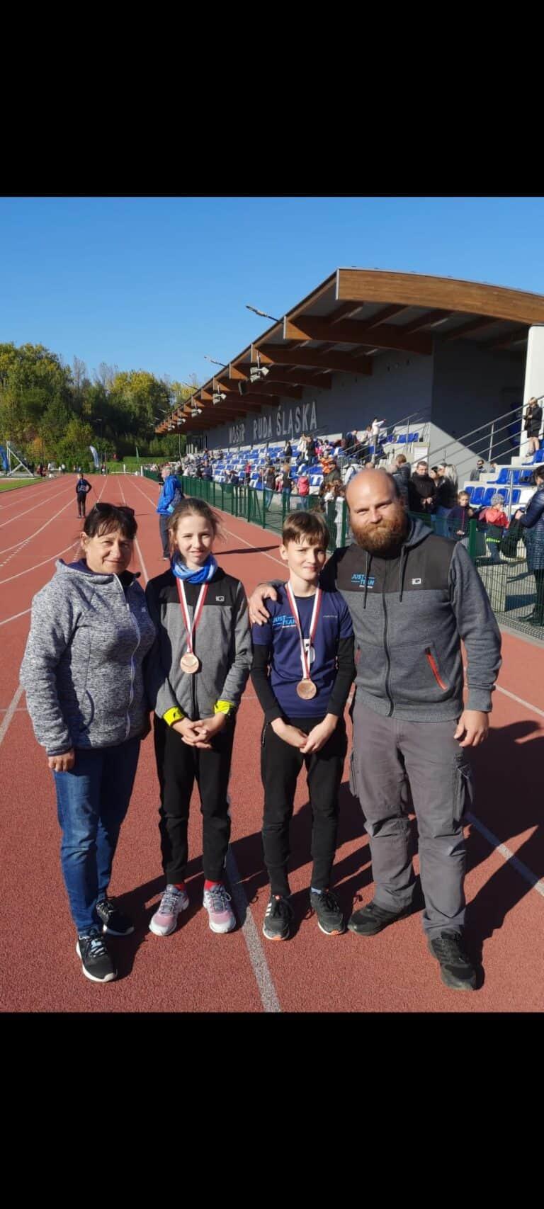09.10.2021 r. – Mistrzostwa Śląska Dzieci Młodszych (U12) – Ruda Śląska